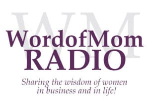 Word of Mom Radio Podcast erin prather stafford girls that create interview