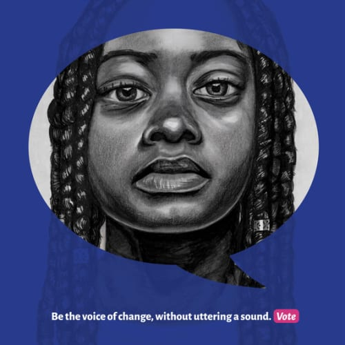 Posters Empowering the Women's Vote