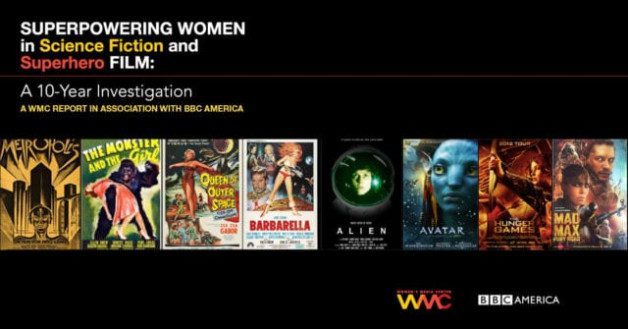 The Numbers: Women in SciFi Superhero Films
