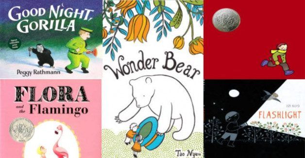 Favorite Wordless Picture Books by Women Illustrators